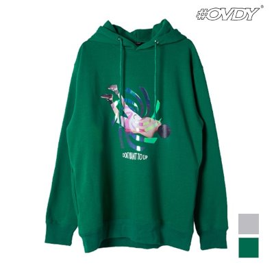 LOSS OF ACTION HOODIE_DYMALVW6817