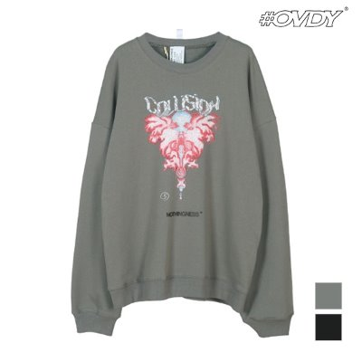 HEAVY SMOKER SWEATSHIRT_DYMALVW9327